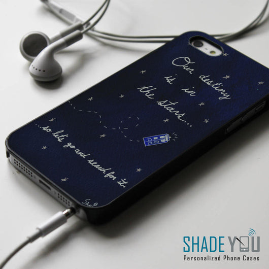 The Fault in Our Stars Tardis TFIOS iPhone 4/4S, iPhone 5/5S/5C, iPhone 6 Case, Samsung Galaxy S4/S5 Cases
