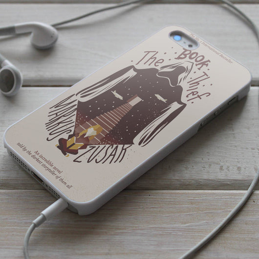 The Book Thief - iPhone 4/4S, iPhone 5/5S/5C, iPhone 6 Case, Samsung Galaxy S4/S5 Cases