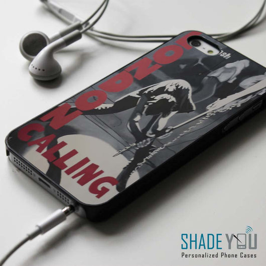 The Clash London Calling iPhone 4/4S, iPhone 5/5S/5C, iPhone 6 Case, Samsung Galaxy S4/S5 Cases
