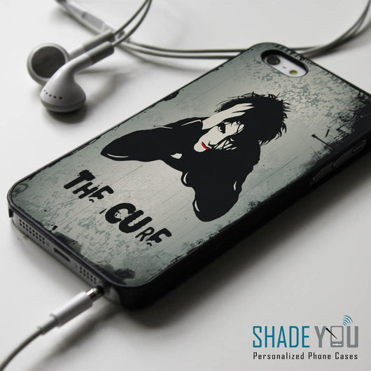 The Cure iPhone 4/4S, iPhone 5/5S/5C, iPhone 6 Case, Samsung Galaxy S4/S5 Cases