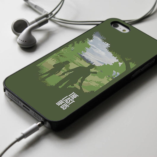 Ellie and Joel - The Last of Us iPhone 4/4S, iPhone 5/5S/5C, iPhone 6 Case, Samsung Galaxy S4/S5 Cases