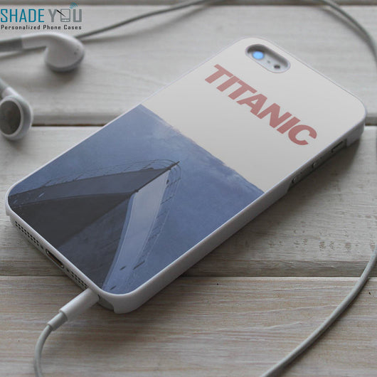 Jaws Titanic Shark iPhone 4/4S, iPhone 5/5S/5C, iPhone 6 Case, Samsung Galaxy S4/S5 Cases