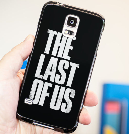 The Last of Us Plastic / Rubber Samsung Galaxy S3 S4 S5 and Note 3 Cases