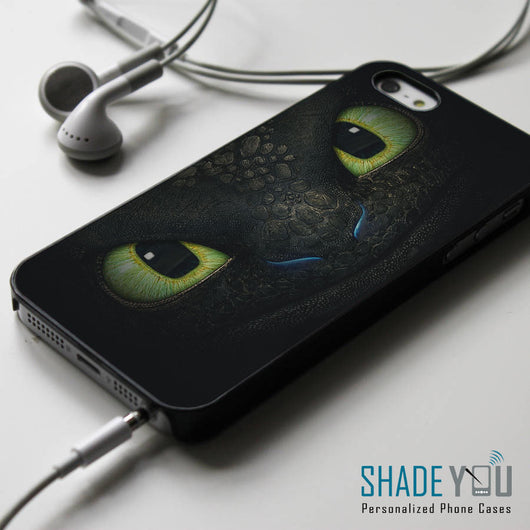 Toothless iPhone 4/4S, iPhone 5/5S/5C, iPhone 6 Case, Samsung Galaxy S4/S5 Cases