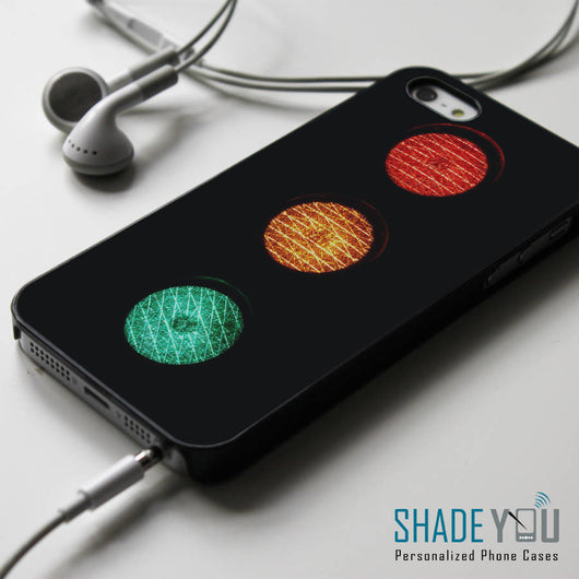 Traffic Light iPhone 4/4S, iPhone 5/5S/5C, iPhone 6 Case, Samsung Galaxy S4/S5 Cases