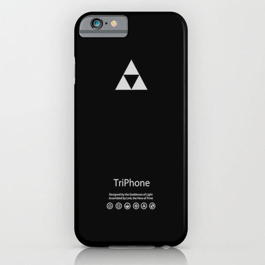 TriPhone Triforce iPhone 6 Case