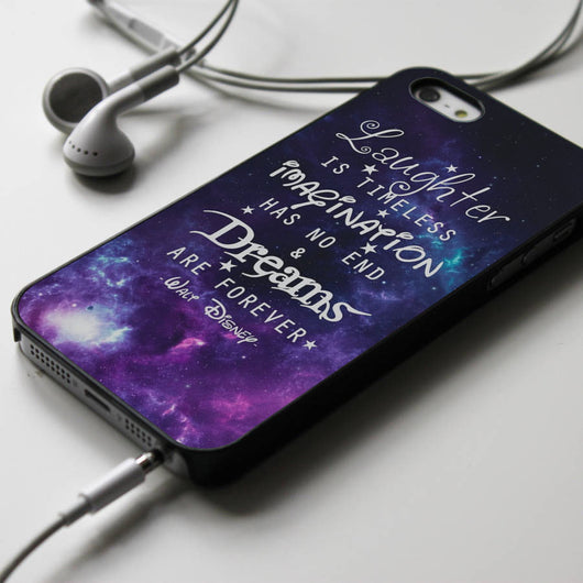 Walt Disney Quotes iPhone 4/4S, iPhone 5/5S, iPhone 5C Case, Samsung Galaxy S4/S5 Cases