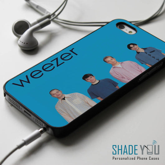 Weezer iPhone 4/4S, iPhone 5/5S/5C, iPhone 6 Case, Samsung Galaxy S4/S5 Cases