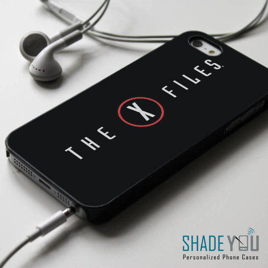 The X Files iPhone 4/4S, iPhone 5/5S/5C, iPhone 6 Case, Samsung Galaxy S4/S5 Cases