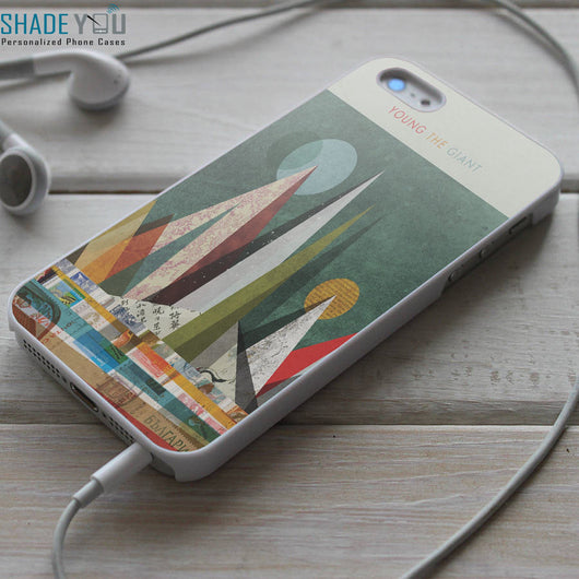 Young The Giant iPhone 4/4S, iPhone 5/5S/5C, iPhone 6 Case, Samsung Galaxy S4/S5 Cases