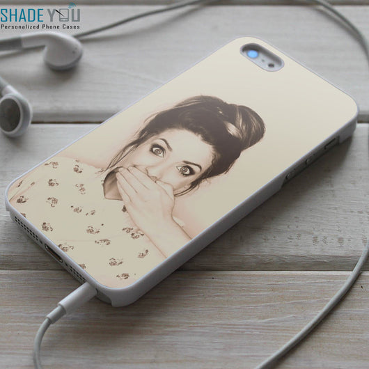 Zoella the British Youtubers - iPhone 4/4S, iPhone 5/5S/5C, iPhone 6 Case, Samsung Galaxy S4/S5 Cases
