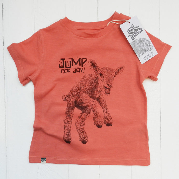 LAMB - Jump for joy !