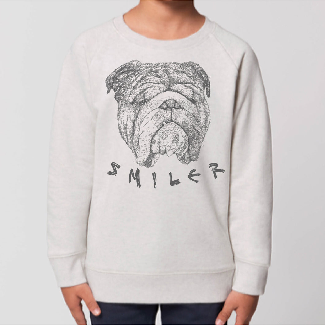 BULLDOG - smiler