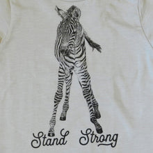 ZEBRA - Stand strong