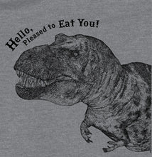 DINO - Hello, pleased to eat you