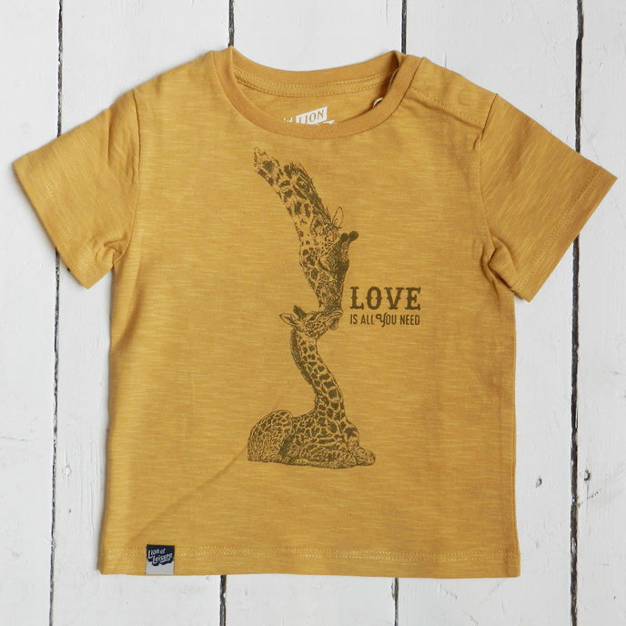 GIRAFFE - Love is all you need