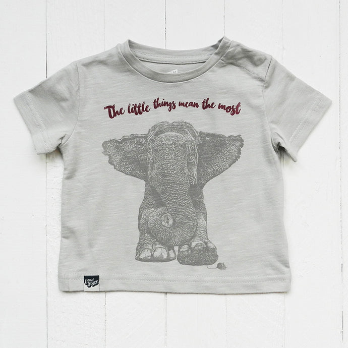 ELEPHANT - The little things mean the most