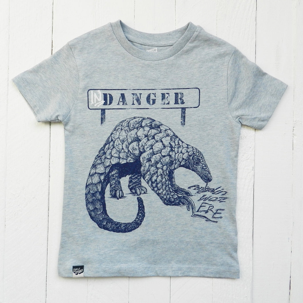PANGOLIN - In danger // CHARITY T