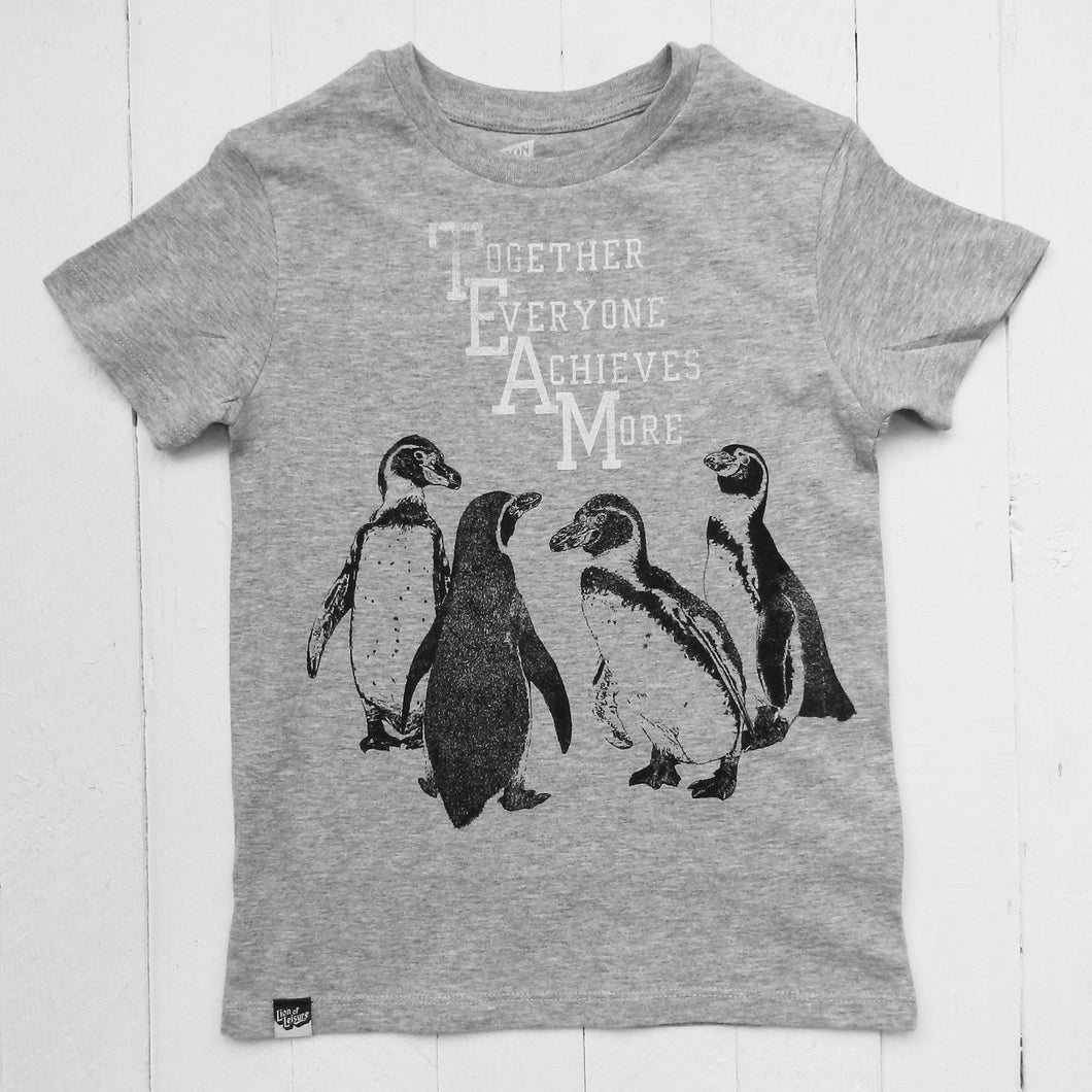 PENGUINS - T.E.A.M.