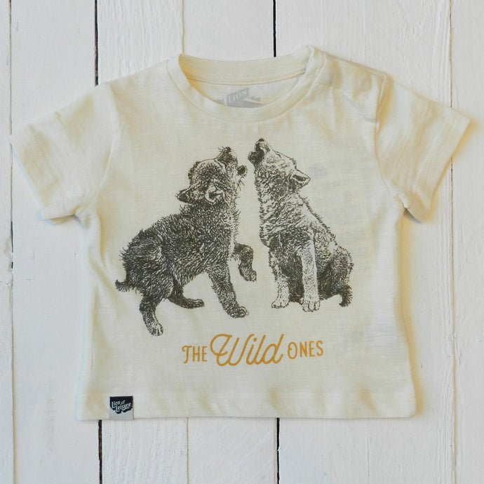 WOLF CUBS - The wild ones