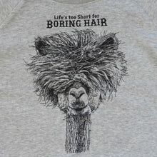 ALPACA - Life's too short for boring hair
