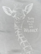 GIRAFFE - Today could be a bit wobbly