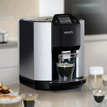 KRUPS EA9010 Espresseria Bean-to-Cup Coffee Machine - In The Kitchen