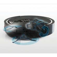 Miele Scout RX1 Robot Vacuum Cleaner Technology