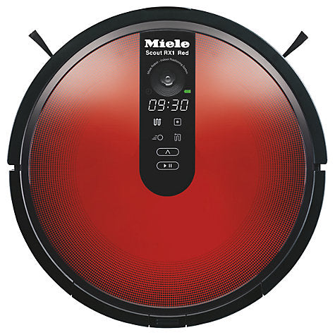 Miele Scout RX1 Robot Vacuum Cleaner, Red