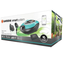 Gardena Smart Sileno Robotic Lawnmower Set