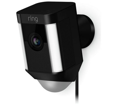 Ring Spotlight Cam - Smart Security Camera - Wired