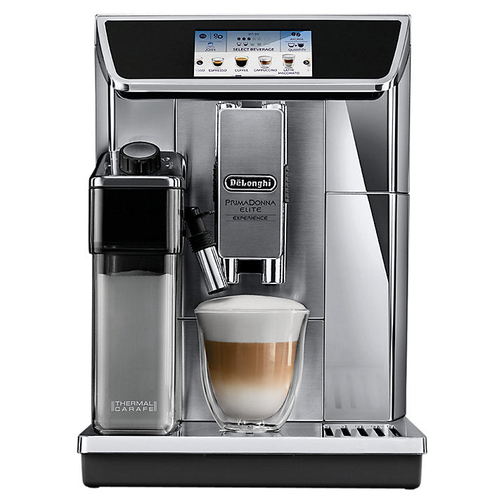 De'Longhi PrimaDonna Elite Experience Bean-to-Cup Coffee Machine