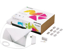 Nanoleaf Aurora Smarter Kit Bundle - Boxed