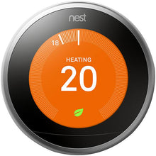 Nest Learning Thermostat 3rd Generation - Heating