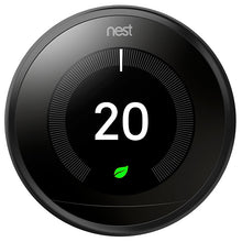 Nest Learning Thermostat 3rd Generation - Black