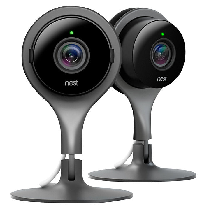 Nest Cam Indoor Security Camera Pack of 2
