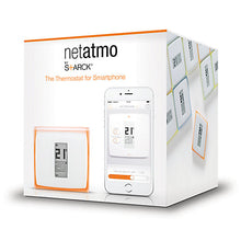 Netatmo Smart Thermostat - Boxed
