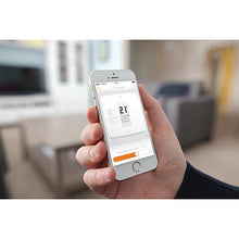 Netatmo Smart Thermostat - Smartphone View