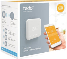 tado° Smart Thermostat Starter Kit V3 - Boxed