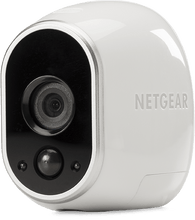 Netgear Arlo Smart Security System with 4 Arlo Cameras
