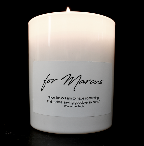 Custom Candles (In Memory)