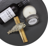 Purification Intention  Cleansing + Clearing Ritual OIl