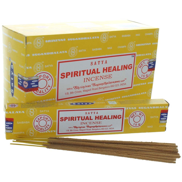 Satya 15gm Incense Sticks