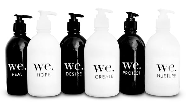 WE. Hand + Body Wash