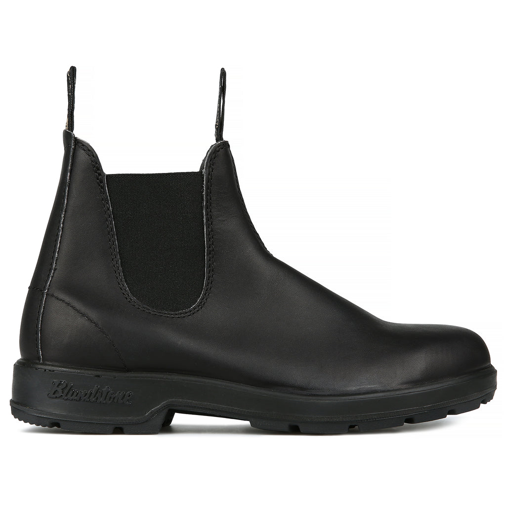 BLUNDSTONE  NERO EL SIDE BOOT BLACK LEATHER 510