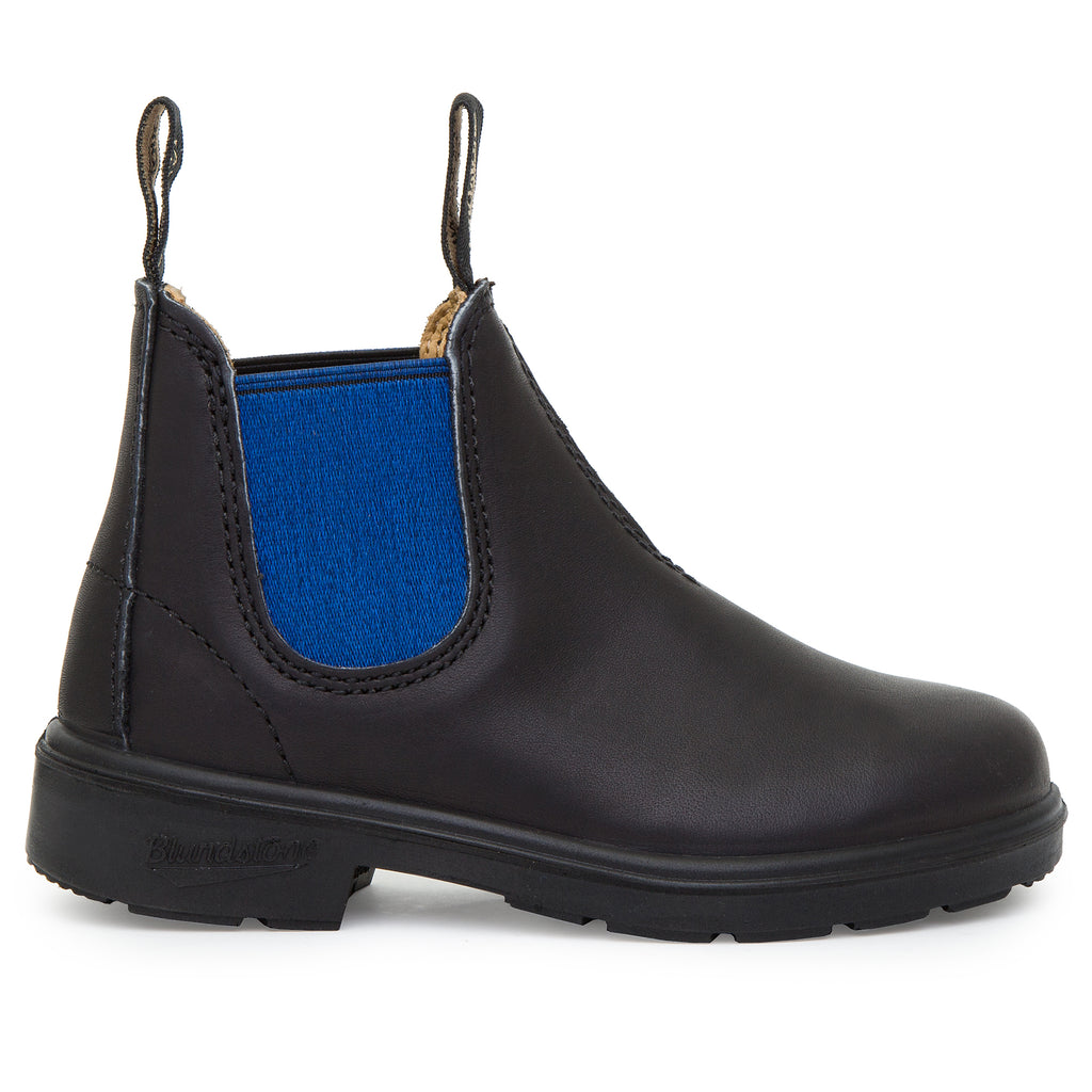 BLUNDSTONE  KID EL SIDE BOOT BLUE  580