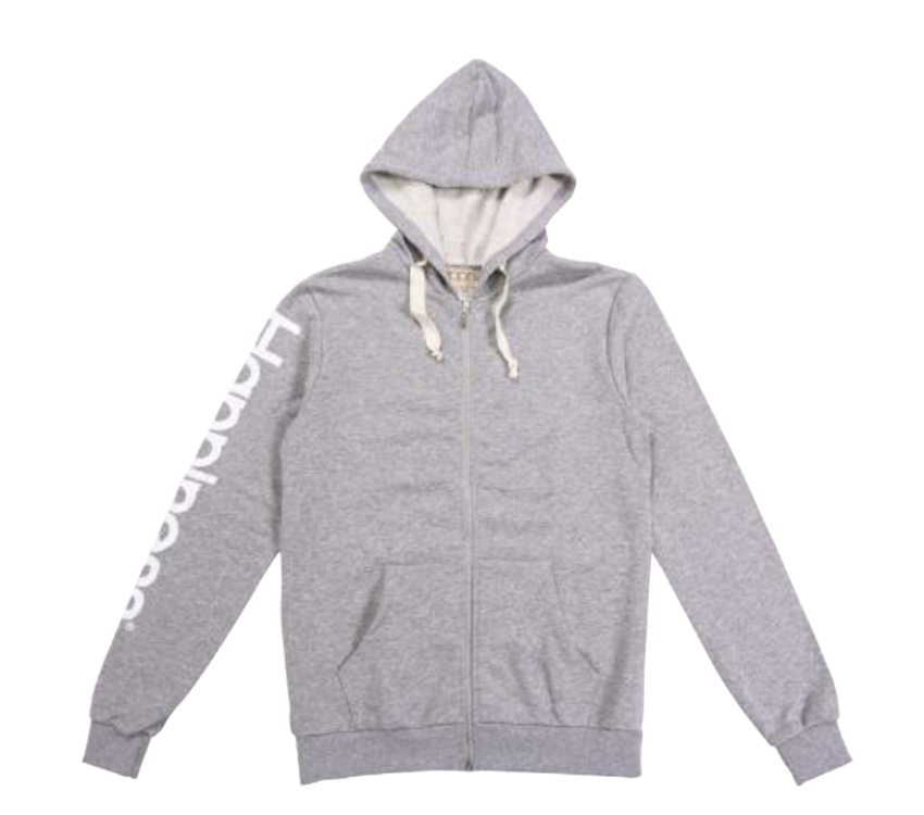 Happiness Zip Kids Grey K_ZIP