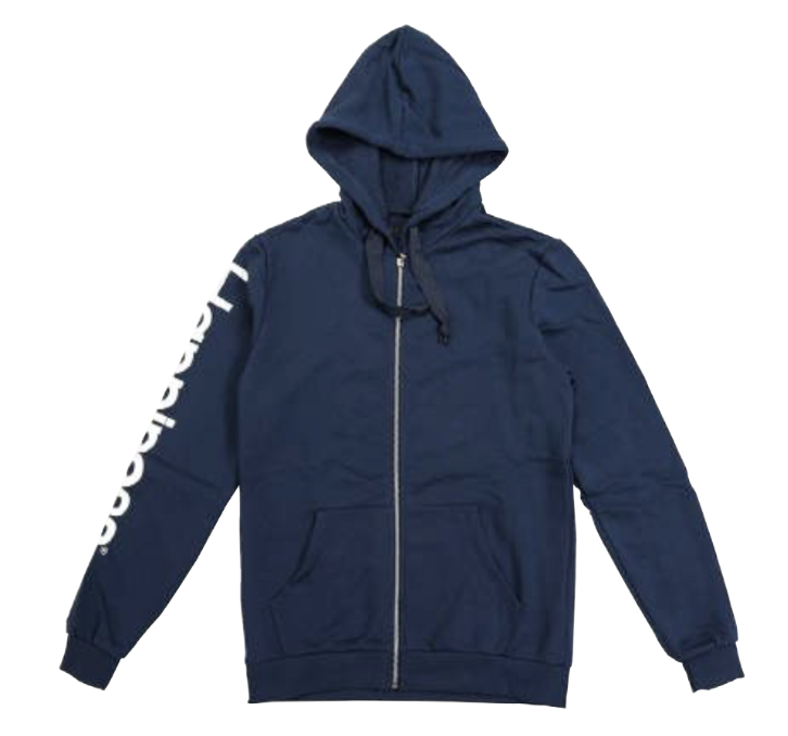Happiness Zip Kids Blue Notte Dark Blue K_ZIP