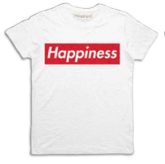 "Happiness T-Shirt Kids Boy ""Happiness"" B1400"