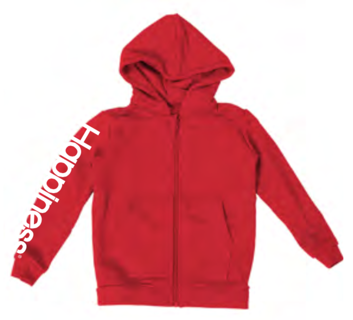 Happiness Zip Kids Rossa Cherry K_ZIP